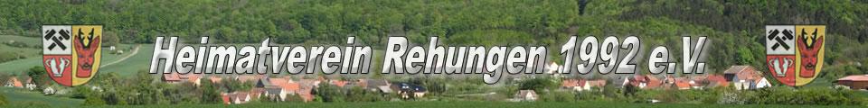 Heimatverein Rehungen 1992 e.V.